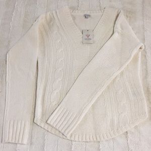 Guess sweater NWT